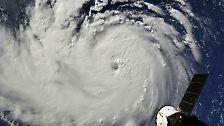 """Mehrere Tote gemeldet: """"Florence"""" setzt Südosten der USA unter Wasser"""