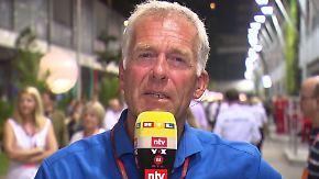 """Danner über Singapur-Qualifying: """"Es wird ein Rennen der absoluten Spitzenklasse"""""""