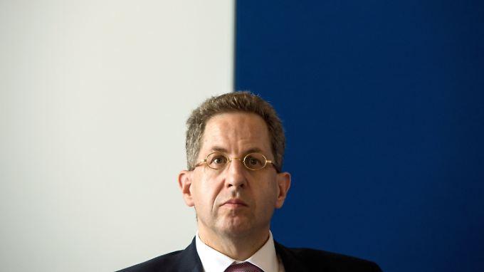 """""""Der ist nicht mehr tragbar"""", sagt SPD-Chefin Andrea Nahles über den obersten Verfassungsschützer."""