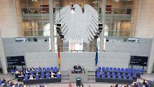 Bundestag und Syrien-Einsatz: Gutachten gegen nachträgliche Abstimmung