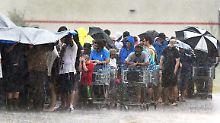 """Neue Sturzfluten erwartet: """"Florence"""" tötet 31 Menschen in den USA"""