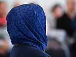 Urteil vor Europäischem Gericht: Frau setzt sich gegen Kopftuch-Verbot durch