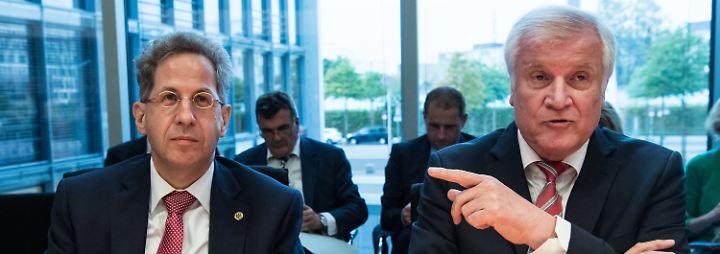 Neuer Posten im Innenministerium: Maaßen als Verfassungsschutz-Präsident abgesetzt