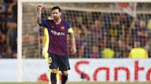 Inter-Comeback gegen Tottenham: Messi brilliert bei Barças CL-Kantersieg