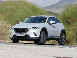 """Anders als die anderen: Mazda CX-3 probt das """"Upsizing"""""""