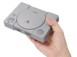 Rechtzeitig vor Weihnachten: Sony stellt Playstation Classic vor