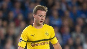Niedergeschlagen ohne Niederlage: Revierklubs hadern mit Champions-League-Auftakt