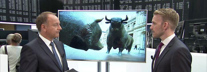 Investieren in Aktien: Trübe Zeiten, klare Trends