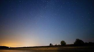 Windig-kühl nur an der Nordsee: Sternenklare Nacht verheißt letzten Spätsommertag