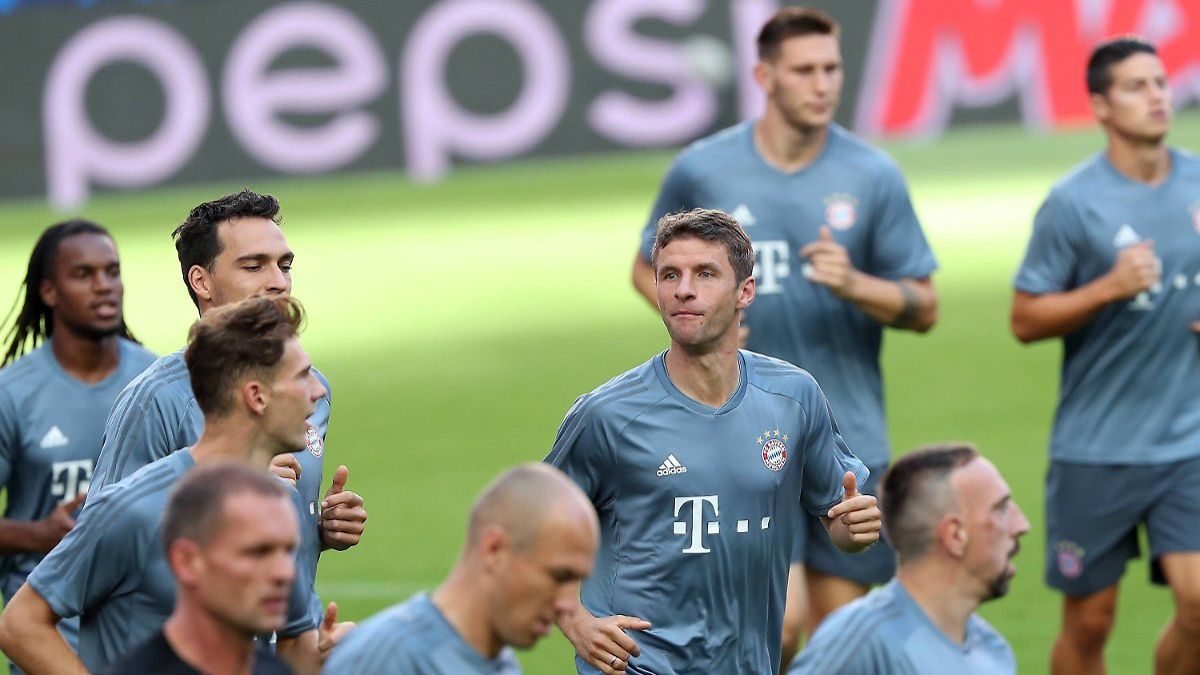 Bayern Lissabon Tv