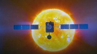 Heikle Mission der europäischen Raumfahrt: Sonde soll Sonne aus nächster Nähe fotografieren