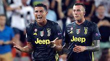 """""""Weinend vor Machtlosigkeit"""": Ronaldo erlebt CL-Horror mit Rot und Tränen"""