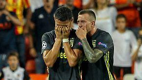 """""""Heulsuse"""" soll ins """"Kasperltheater"""": Netz verhöhnt weinenden Ronaldo"""