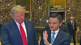 Chinesischer Milliardär im Handelskrieg: Alibaba-Gründer zieht Job-Versprechen an Trump zurück