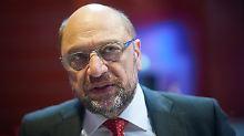 """Ex-SPD-Chef ermahnt Groko: Schulz ist """"schockiert"""" von Seehofer"""