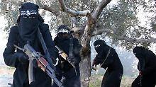Sarah O. wieder in Deutschland: Ermittler nehmen deutsche IS-Kämpferin fest