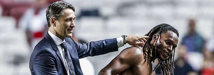 Trainer des Jahres und Weltfußballer: Niko Kovac und Renato Sanches.