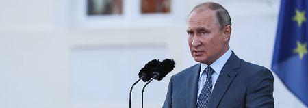 Gegen Widerstand aus USA: Russland würde Nord Stream 2-Kosten tragen