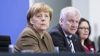 RTL/n-tv Trendbarometer: Union und SPD sacken noch weiter ab
