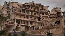 Türkisch-russische Vereinbarung: Rebellen akzeptieren Pufferzone in Idlib