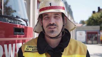 Aufrüttelnder Appell: Feuerwehr-Video beklagt Gewalt gegen Einsatzkräfte