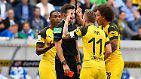 """""""War Köln heute besetzt?"""" (Dortmunds Kapitän Marco Reus zum Videoassistenten in Köln angesichts einiger umstrittener Szenen beim 1:1 in Hoffenheim)"""