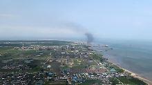 Angriff vor der Küste Nigerias: Piraten überfallen Schweizer Frachter