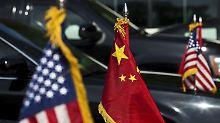 Handelskrieg mit China: Neue US-Strafzölle treten in Kraft