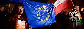 Richter werden zwangspensioniert: Brüssel verklagt Polen wegen Justizreform