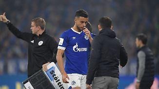 Schlusslicht Schalke: Di Santo entschuldigt sich nach Auswechslungszoff