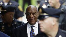 Strafmaß für Bill Cosby: Staatsanwalt fordert bis zu zehn Jahre Haft