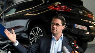 Scheuer für Umtauschprämien: Diesel-Besitzer sollen sich an Nachrüstungen beteiligen
