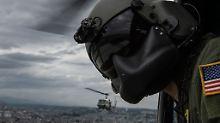 Heikle Aufgabe: Einsatzteams der Air Force sind für die Bewachung der Atomwaffen zuständig.