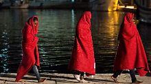Eine Tote, drei Verletzte: Marokkos Marine schießt auf Flüchtlingsboot