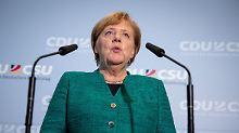 Die Fehler häufen sich: Merkels Sinn für Stimmungen versagt