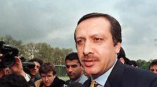Seit rund 16 Jahren bestimmt der 64-Jährige die Geschicke der Türkei.