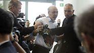 Dass deutsche Ordner den türkischen Journalisten abführen, dürfte Erdogan ausgesprochen willkommen gewesen sein.