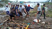 Naturkatastrophe in Indonesien: 384 Menschen sterben durch Tsunami