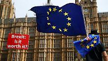 """""""Konfrontationskurs zur EU"""": London und Rom machen Börsen nervös"""