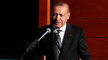 Integration von Türken gefordert: Erdogan kritisiert Vorgehen in Özil-Affäre