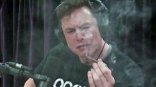 Person der Woche: Elon Musk - ein Egomane außer Kontrolle
