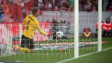 Die Regel zum VfB-Slapstick: Zieler patzt sich ins Kuriositäten-Kabinett