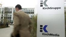 Letzte Auszahlung an Gläubiger: KirchMedia-Insolvenz steht vor Abschluss