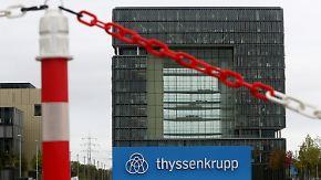 Mit zwei Konzernen aus der Krise: Neuer Chef Kerkhoff soll Thyssenkrupp spalten