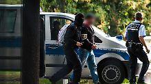 Terror made in Chemnitz: Polizei nimmt weiteren Neonazi fest