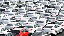 EU-weit weniger Zulassungen: Neuwagen-Absatz bricht im September ein