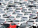 Abgastest hat Folgen: Deutscher Automarkt bricht dramatisch ein