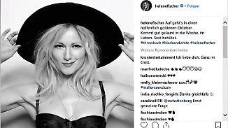 Promi-News des Tages: Helene Fischer verschlägt Instagram-Fans den Atem