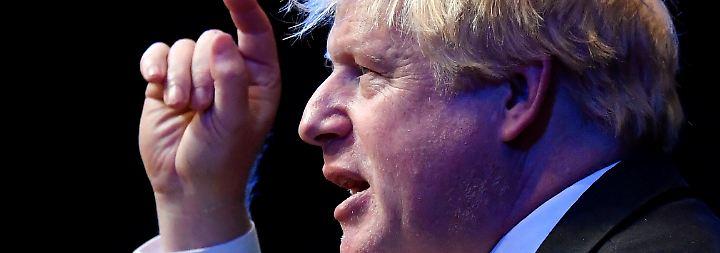 """""""Einer der größten Lügner"""": Johnsons May-Attacken kommen nicht überall gut an"""