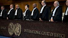 Iran siegt vor UN-Gericht: USA müssen Sanktionen aufheben